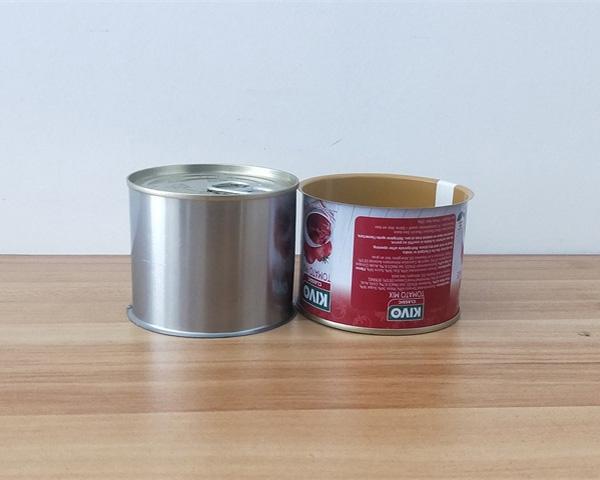 番茄酱马口铁罐