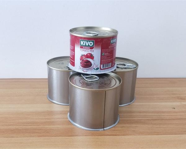 番茄酱铁制罐
