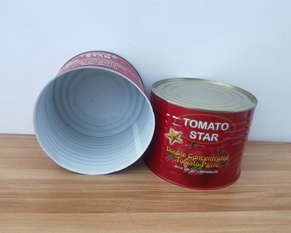马口铁番茄罐