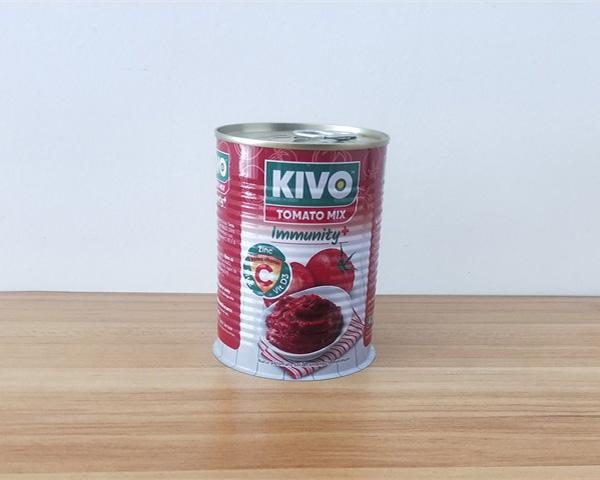 铁罐包装作为食物包装有哪些长处?